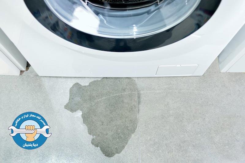 چگونه میتوان مشکل نشت آب از لباسشویی ال جی را رفع کرد؟