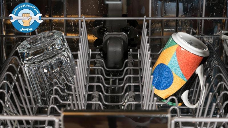 علل بروز ارور OE در ماشین ظرفشویی ال جی
