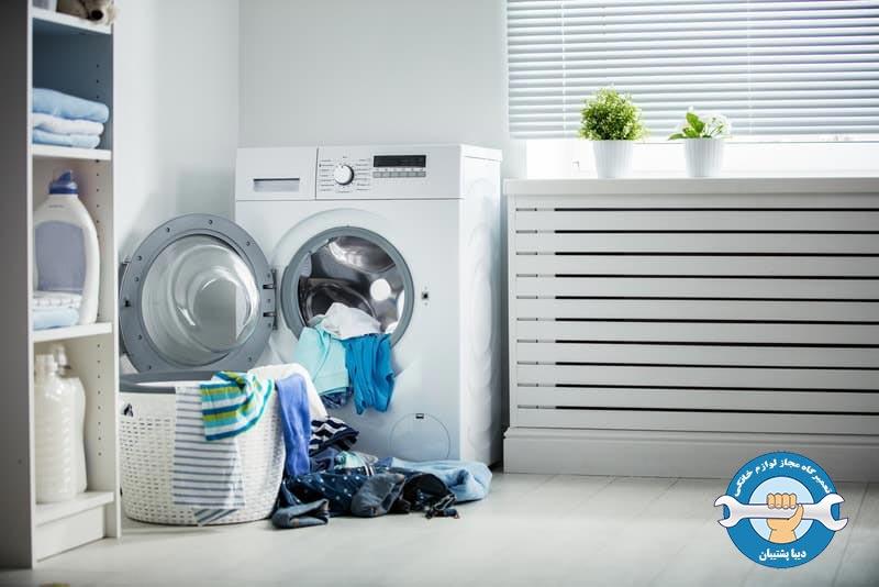 علل بروز ارور OE در ماشین لباسشویی ال جی